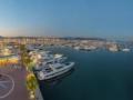 Enormous 65 x 13 meter berth – Porto Mirabello, Italy